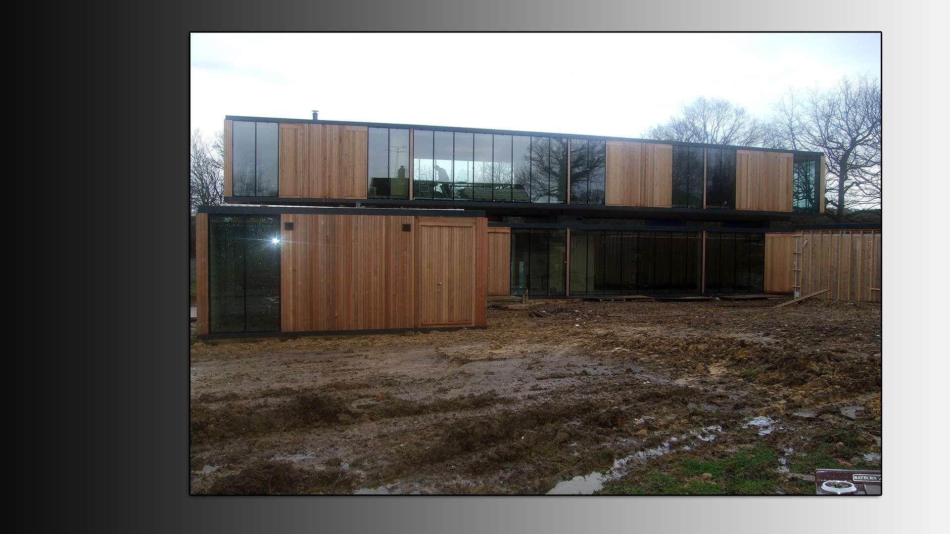 Headcorn minimalist house - Headcorn Minimalist House 42
